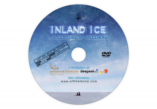 Inland Ice - DVD Disc