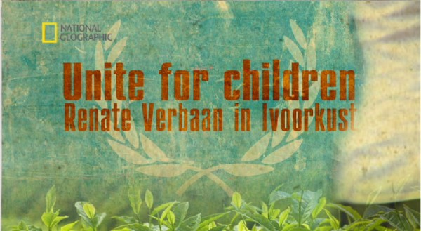 Unite For Children with Renate Verbaan