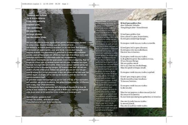 Gemeente Ziest - dvd booklet 2