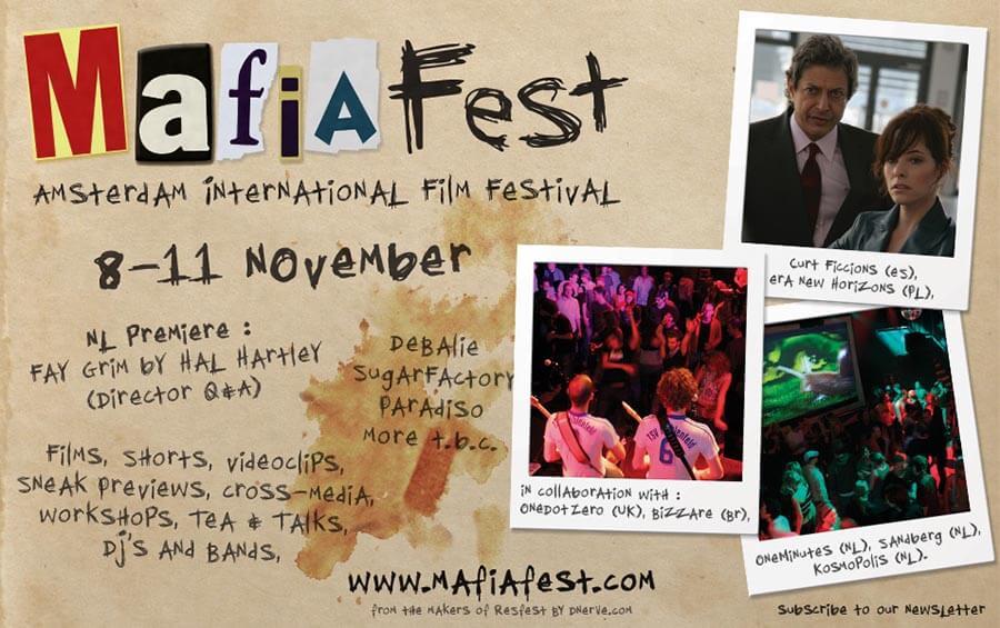mafiafest e-flyer