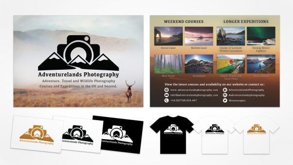 Adventruelands Photography - Marketing Materials