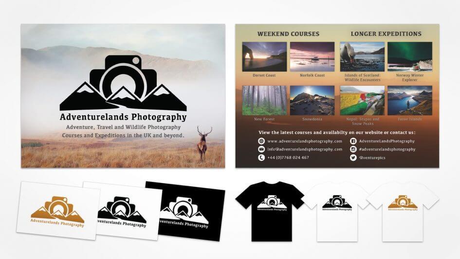 Adventruelands Photography - Marketing Materials